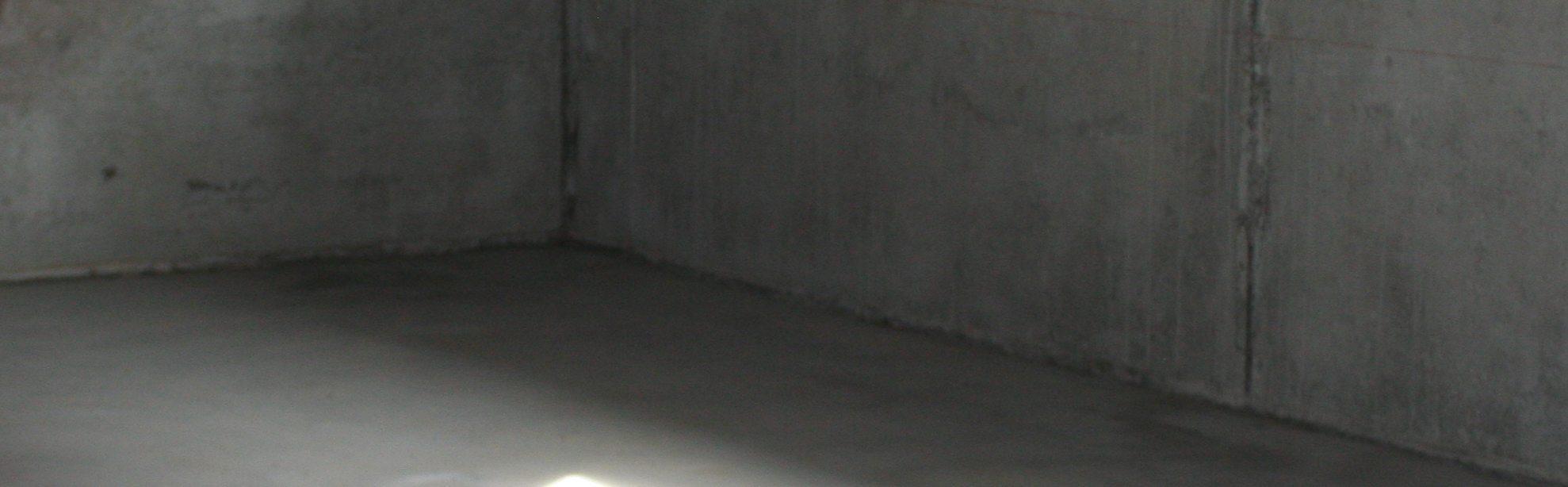 kelder in cementplaten