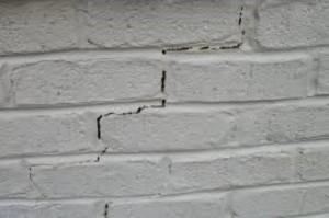 muur scheuren